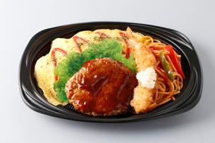 洋食お弁当の写真素材 [FYI01759954]