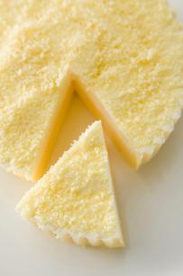 レアチーズケーキの写真素材 [FYI01760320]