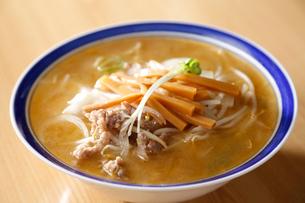 札幌味噌ラーメンの写真素材 [FYI01760387]