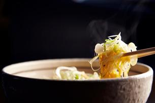 札幌ねぎ味噌ラーメンの写真素材 [FYI01760396]