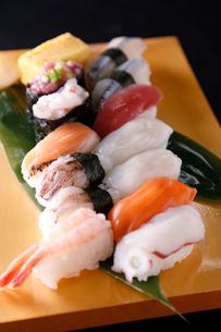 生寿司の写真素材 [FYI01760432]
