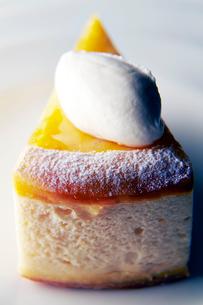 チーズケーキの写真素材 [FYI01760627]