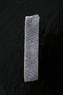 本マグロの皮の写真素材 [FYI01760847]