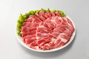 ラム肉の写真素材 [FYI01760853]