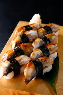 うなぎ寿司の写真素材 [FYI01760889]