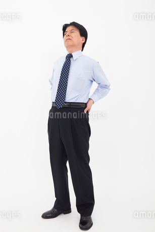 ワイシャツ姿の男性の写真素材 [FYI01761327]