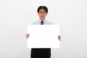 ワイシャツ姿の男性の写真素材 [FYI01761395]