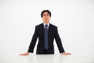 スーツを着た男性の写真素材 [FYI01761415]
