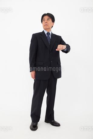 スーツを着た男性の写真素材 [FYI01761992]