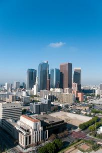 ロサンゼルスダウンタウンの写真素材 [FYI01762740]
