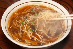 フカヒレあんかけ麺の写真素材 [FYI01762958]