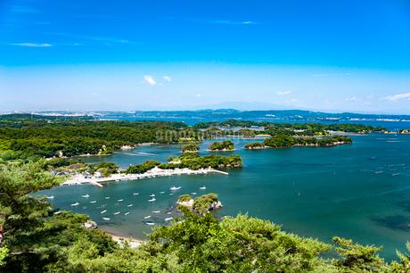 大高森よりの松島の写真素材 [FYI01763853]