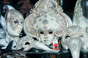 カーニバルの仮面の写真素材 [FYI01763987]
