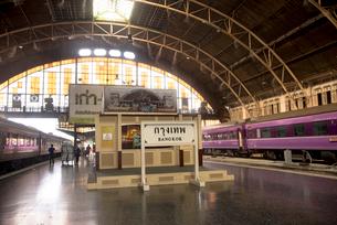 フアランポーン駅の写真素材 [FYI01765127]