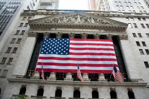 ニューヨーク証券取引所の写真素材 [FYI01765238]