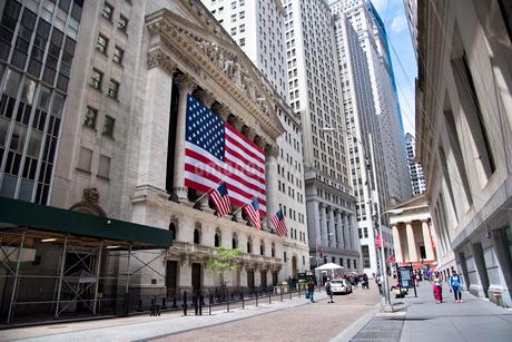 ニューヨーク証券取引所の写真素材 [FYI01765278]