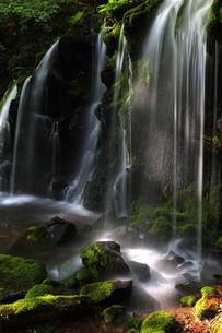 猿壷の滝の写真素材 [FYI01765651]