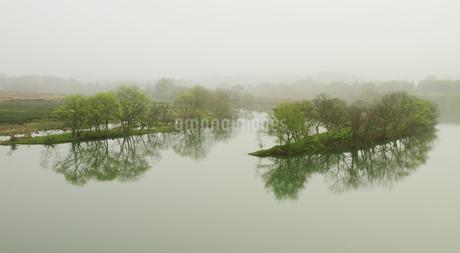 中国江西省の風情あふれる中州の写真素材 [FYI01766528]