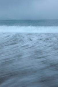 冬の海岸,気比の松原の写真素材 [FYI01772907]