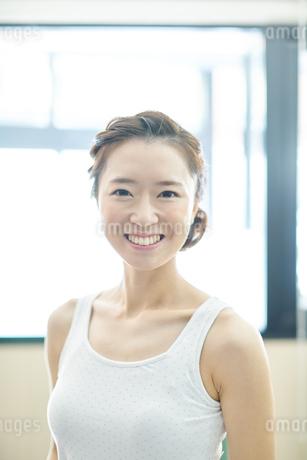 肌の綺麗な女性の写真素材 [FYI01777754]