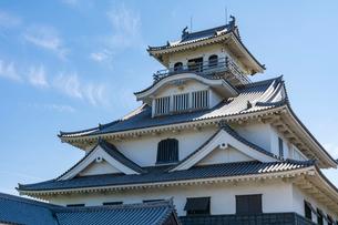 長浜城の写真素材 [FYI01778078]