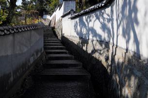 12月初冬 尾道界隈 -坂と石畳の街-の写真素材 [FYI01778233]
