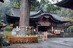 11月晩秋 北口本宮浅間神社 -富士山世界遺産構成資産-の写真素材 [FYI01778273]