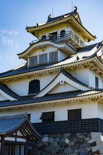 長浜城の写真素材 [FYI01778325]