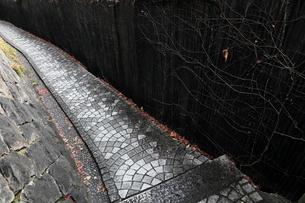12月初冬 尾道界隈 -坂と石畳の街-の写真素材 [FYI01778394]