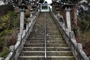 3月春 有田焼の陶器神社の写真素材 [FYI01778409]