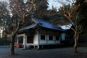 11月晩秋 村山浅間神社 -富士山世界遺産構成資産-の写真素材 [FYI01778426]