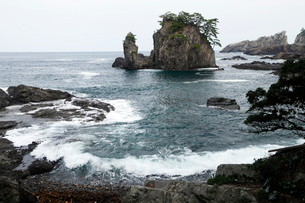 10月 隠岐の浄土ヶ浦-国の名勝の写真素材 [FYI01778446]