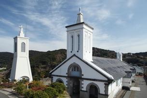 1月 長崎の出津(しつ)教会堂 世界遺産候補の写真素材 [FYI01778758]