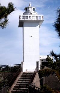 12月 伊勢志摩の安乗埼(あのりさき)灯台の写真素材 [FYI01778801]