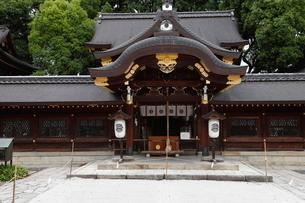 6月 初夏の今宮神社の写真素材 [FYI01778969]