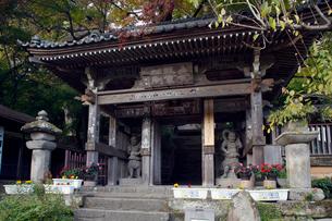 11月 秋の富貴寺の写真素材 [FYI01778981]