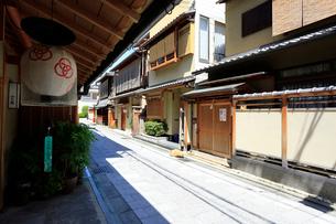 5月 宮川町 -京の花街-の写真素材 [FYI01779472]
