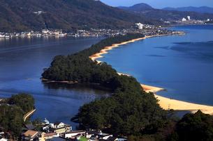 11月 天橋立 日本三景の一つの写真素材 [FYI01779662]