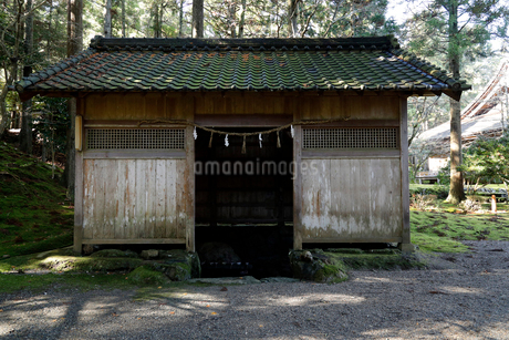 12月 若狭神宮寺-お水送りの寺-の写真素材 [FYI01779716]