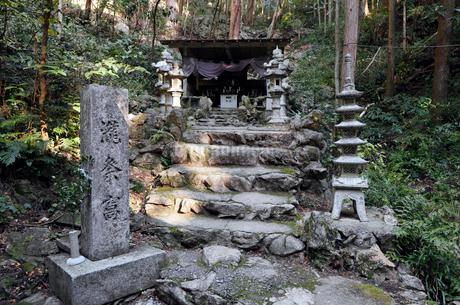 12月 伊勢志摩の天の岩戸の写真素材 [FYI01779754]