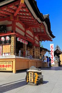5月,えんむすびの地主(じしゅ)神社の写真素材 [FYI01779785]