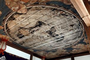 11月 紅葉の宝福寺 画聖雪舟ゆかりの寺 の写真素材 [FYI01779843]