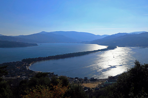 11月 天橋立 日本三景の一つの写真素材 [FYI01779967]