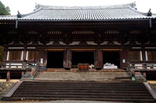 11月 神護寺本堂 -京都高雄-の写真素材 [FYI01780207]