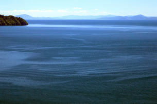5月 琵琶湖を高所から遠望するの写真素材 [FYI01780354]