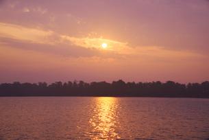 天橋立の日の出の写真素材 [FYI01780818]