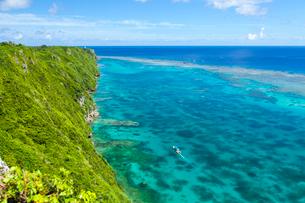 伊良部島の絶景の写真素材 [FYI01782338]