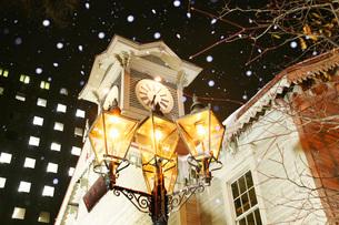 札幌時計台の写真素材 [FYI01782602]