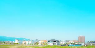 関西の住宅の写真素材 [FYI01782673]
