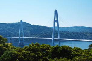 大島大橋の写真素材 [FYI01782716]